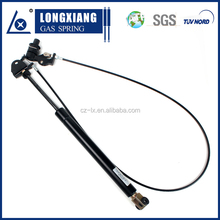 Rigid Lockable Controllable Gas Springs for Hospital