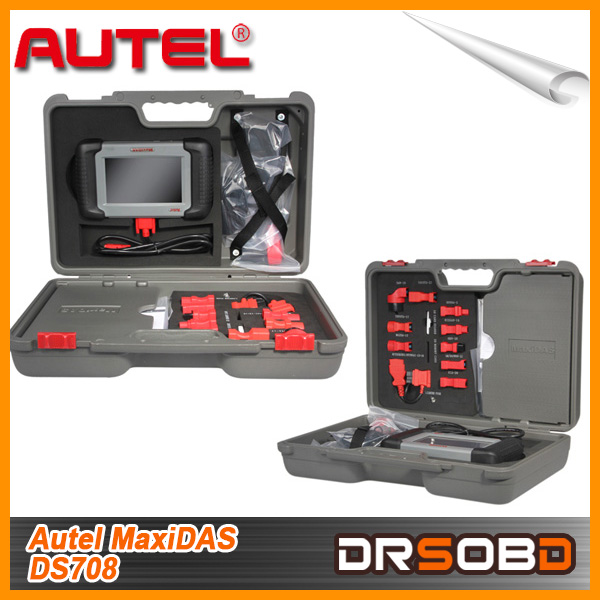 Hot Sell Autel MaxiDAS DS708 With One Year Free Software Update Online