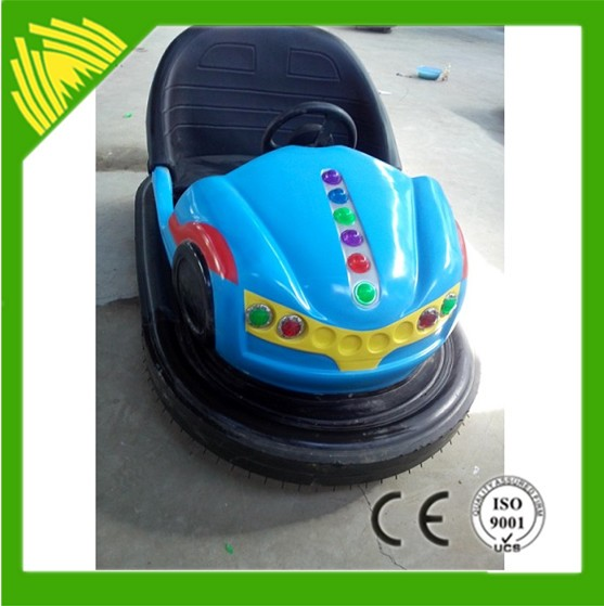amusement park machine LED spin zone bumper car for sale; outdoor bumpers for hire