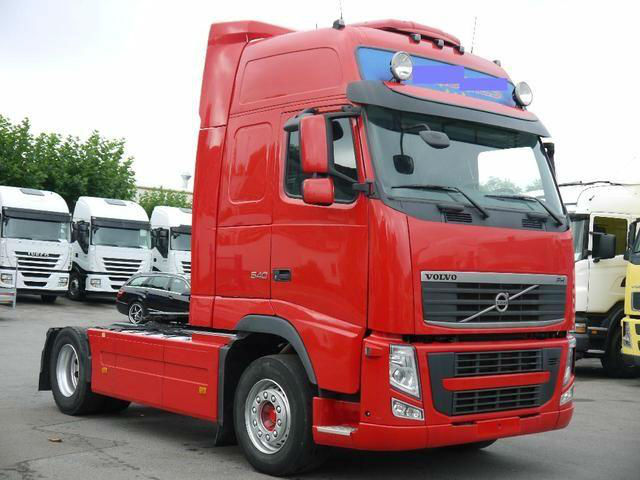 2009 VOLVO FH 13 540