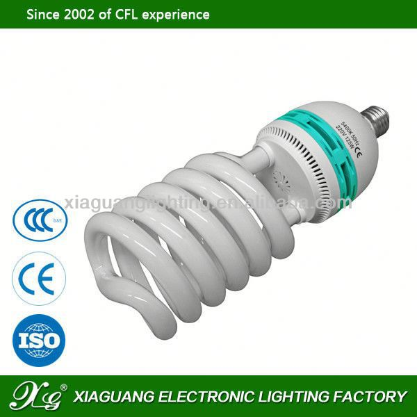 E27 High Power Factory Wholesales Price g9 cfl half 12v cfl light bulbs