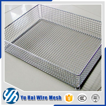 Plain Woven Stainless Steel Wire Mesh Fence