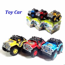 2017 Best Christmas Kids Gift Plastic Climbing Jeep Toy Vehicles Battery Powered Truck Toy Car
