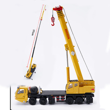 Professional 1/50 toy truck crane 1 50 scale diecast model OEM of China