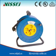 Chinese supplier plastic automatic retractable cable reel S260E