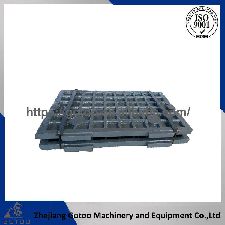 steel casting side plate for jaw crusher import