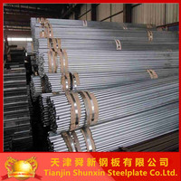 hot sale galvanized steel pipe specifications