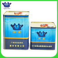 Manufacturer supply building double-component waterproofing coating
