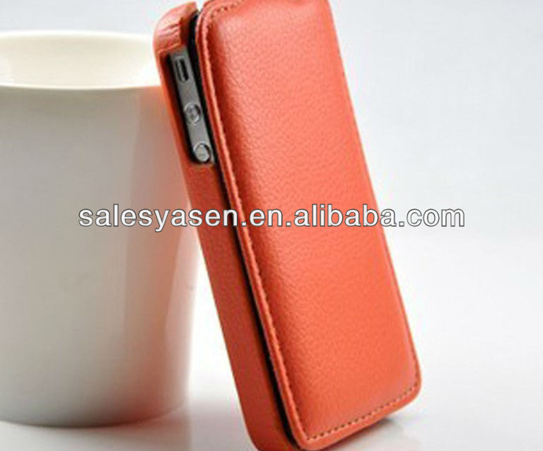 for iphone 5 holster leather case