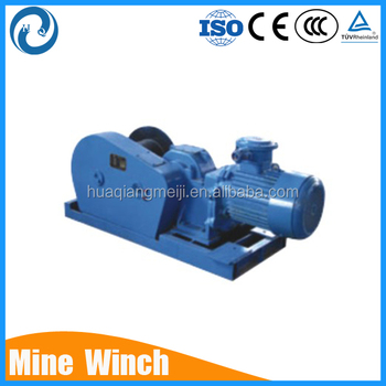 Hot selling underground prop pulling mining winch JH series Hoist winch