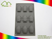 Christmas kitchen new design bakeware tools chocolate silicone mould