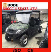Top cheap 600cc 4 seats utv 4x4(MC-183)