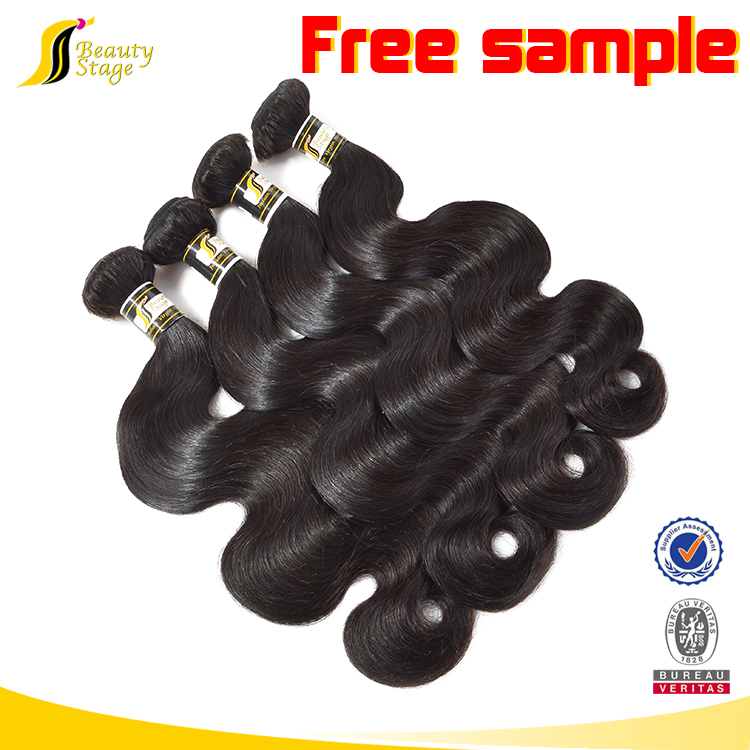 Beautiful 5A darling short hair weaves indian hair style, double drawn split ender hair