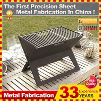 2015 Mini Instant Disposable European Kebab Grill Barbecue Grills with Grates