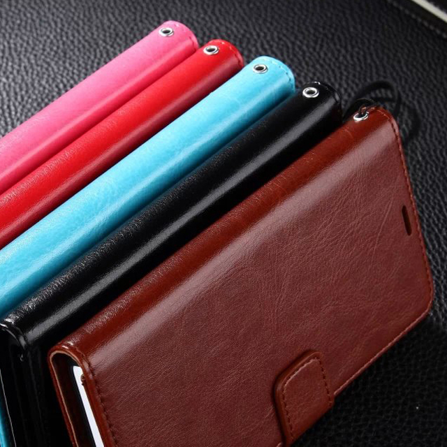 Leather for Xiaomi redmi 2 Case,Luxury Cell Phone Wallet Pouch Case for Xiaomi redmi 2