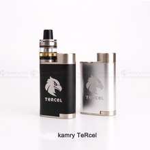 2016 mini tank super vapor 0.6ohm coil with 18650 battery kamry Tercel 70W TC electric mod