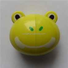 TH001 New Arrival Frog Cartoon Wall Mount Toothbrush Holder