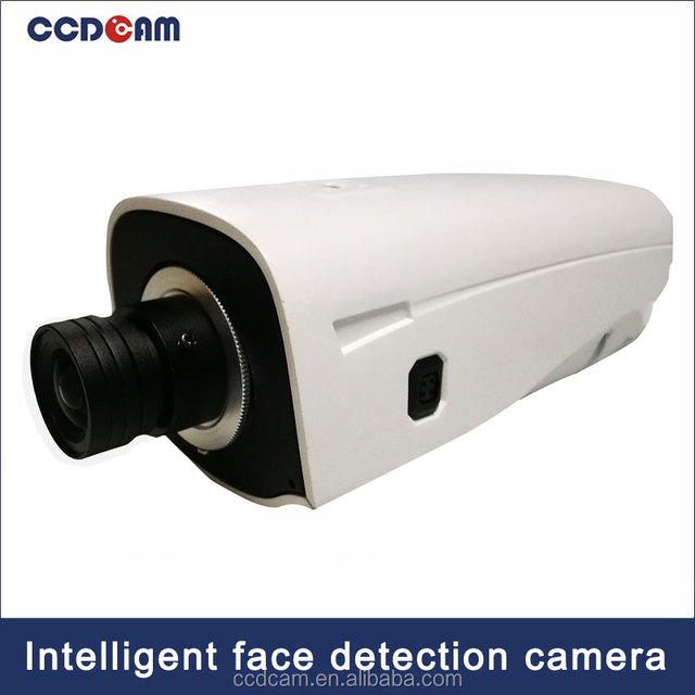 CCDCAM High Quality 1080P Face Detection Network Camera Suppoet ONVIF Function