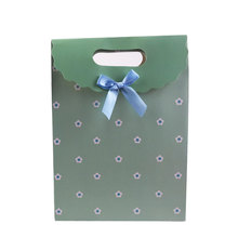 Good quality 100% recyclable gift bag wedding luxury paper bags reusable custom paper bag