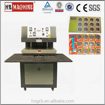 Blister Packaging Machine for Electronics products