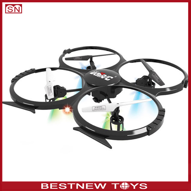 2.4G 4ch drone quadcopter ufo with camera hot sale udi u818a