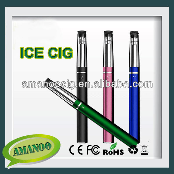 Top selling smart design very clear and cool from weecke amanoo series ice cig