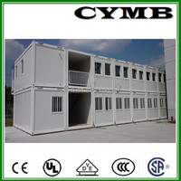 CYMB two floor prefab container house