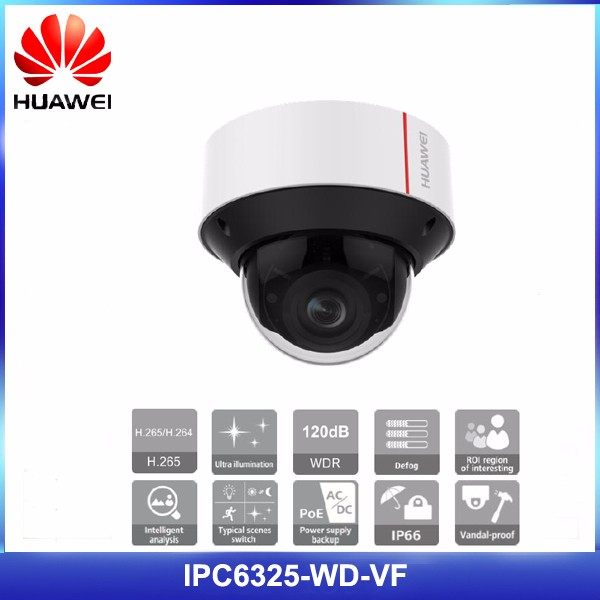 HUAWEI IPC6325-WD-VF Security Camera Outdoor Usage Dome Camera
