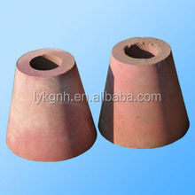 refractory chrome fire bricks for heat furnace