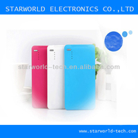 Portable power bank 5800mah mobile phone power bank 5000