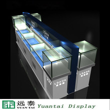 Commercial equipment for mobile store counter decoration