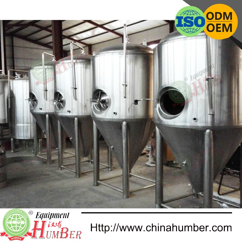 Draft beer machinery, beer making equipment 100L-5000L