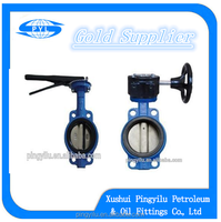 manual butterfly valve alibaba express china