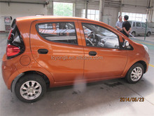 four wheels hydraulic brake small cheap electric cars