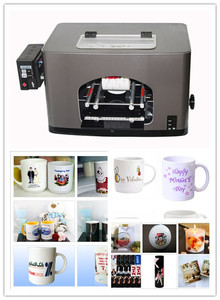 Unique Rotating digital coated ceramic mug printer / customize printing ( UN-3D-MN106)