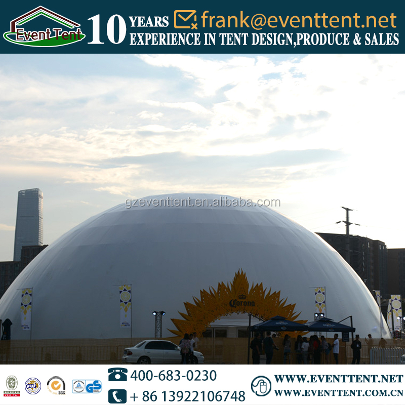 Geodesic Domes 10m-50m Geodesic Event Domes Tents, Dome Tents for Events