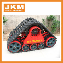 ATV SUV rubber track system convert system for sale