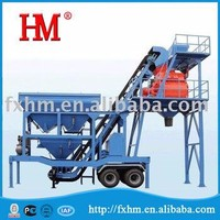 concrete weight batch/construction machinery/Fully automatic Ready Mixed Concrete