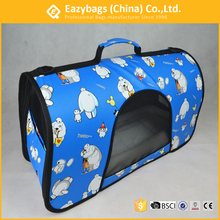 Amazon cheap wholsale price Airline Approved portable pet carrier dog travel bag