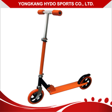 Extra-Large 200Mm Pu Wheels Adult Kick Scooter Big Wheels