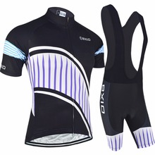 OEM Summer Mountain Bike Cycling Jersey Racing Clothes Sets