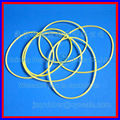 yellow silicone o ring_rubber o ring_o ring