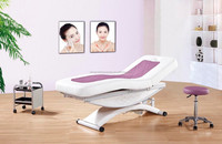 Massage bed for whole body with penis and vagina/beauty equipment electric bed/ceragem jade massage bed KM-8809