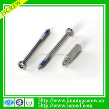 ROHS Inner Threading Hollow Screws High Quality Female Screws