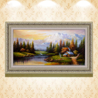 wall hanging picture on canvas new arrival ct-39 for home decor oil painting