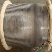 4mm Thin and Strong Non Rotating Fiber Core Wire Rope Crimp, Tightener, Sleeve and Cutter