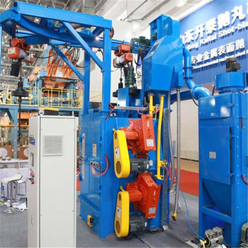 Q37 Series hanger type sand blasting machine