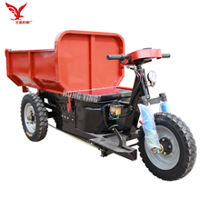 Passenger Electric Tricycle Rickshaw with Hub Motor