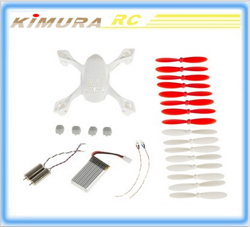 Hubsan X4 H107D FPV RC Quadcopter Spare Parts Crash Pack