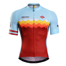 OEM Service Short Sleeve Cycling Jersey/Cycling kits Italy Fabric Made High Quality Biking Jersey No Color Limited